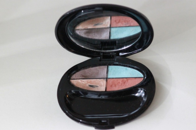 Shiseido The Makeup Silky Eye тени для век